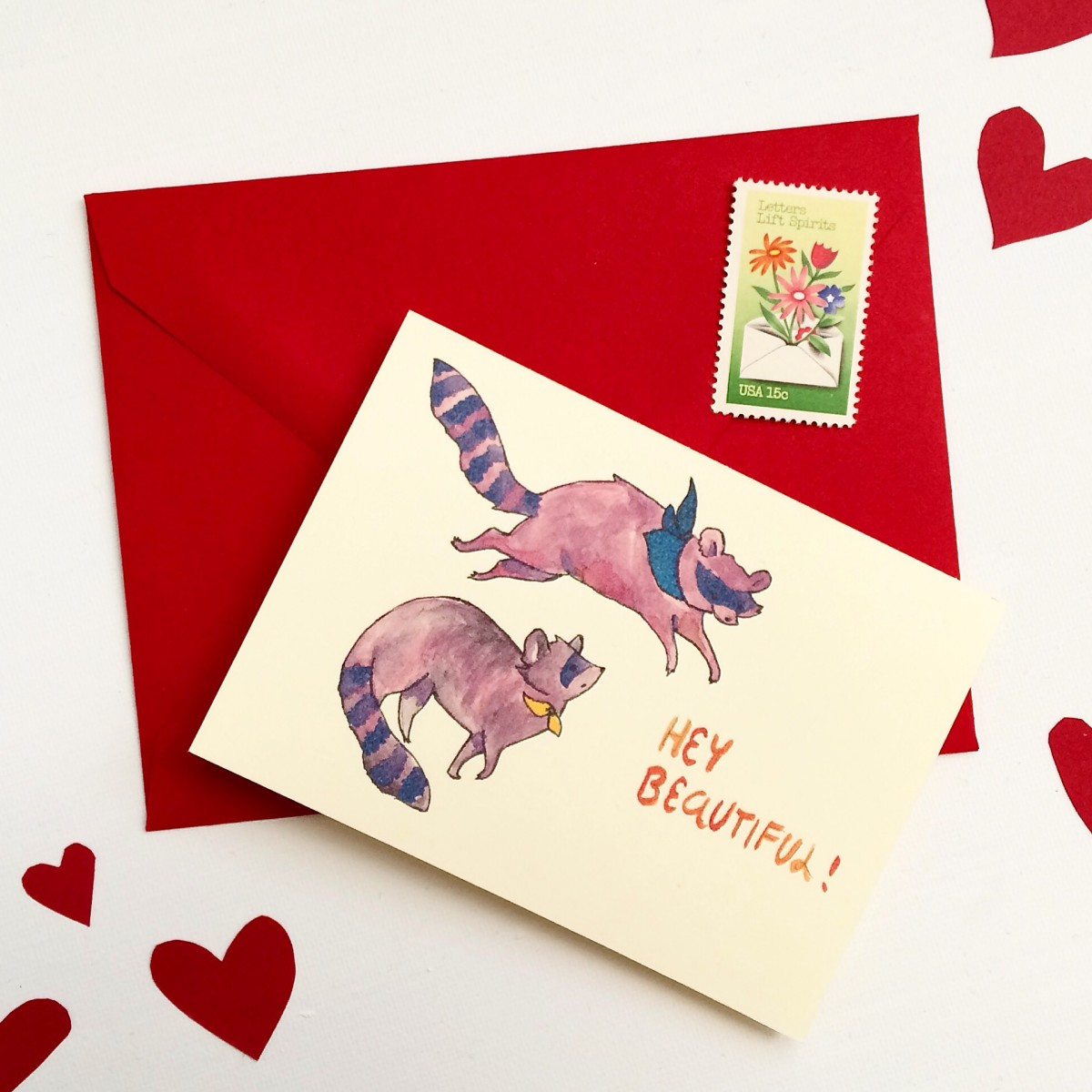 Making Your Own Valentines Cards
