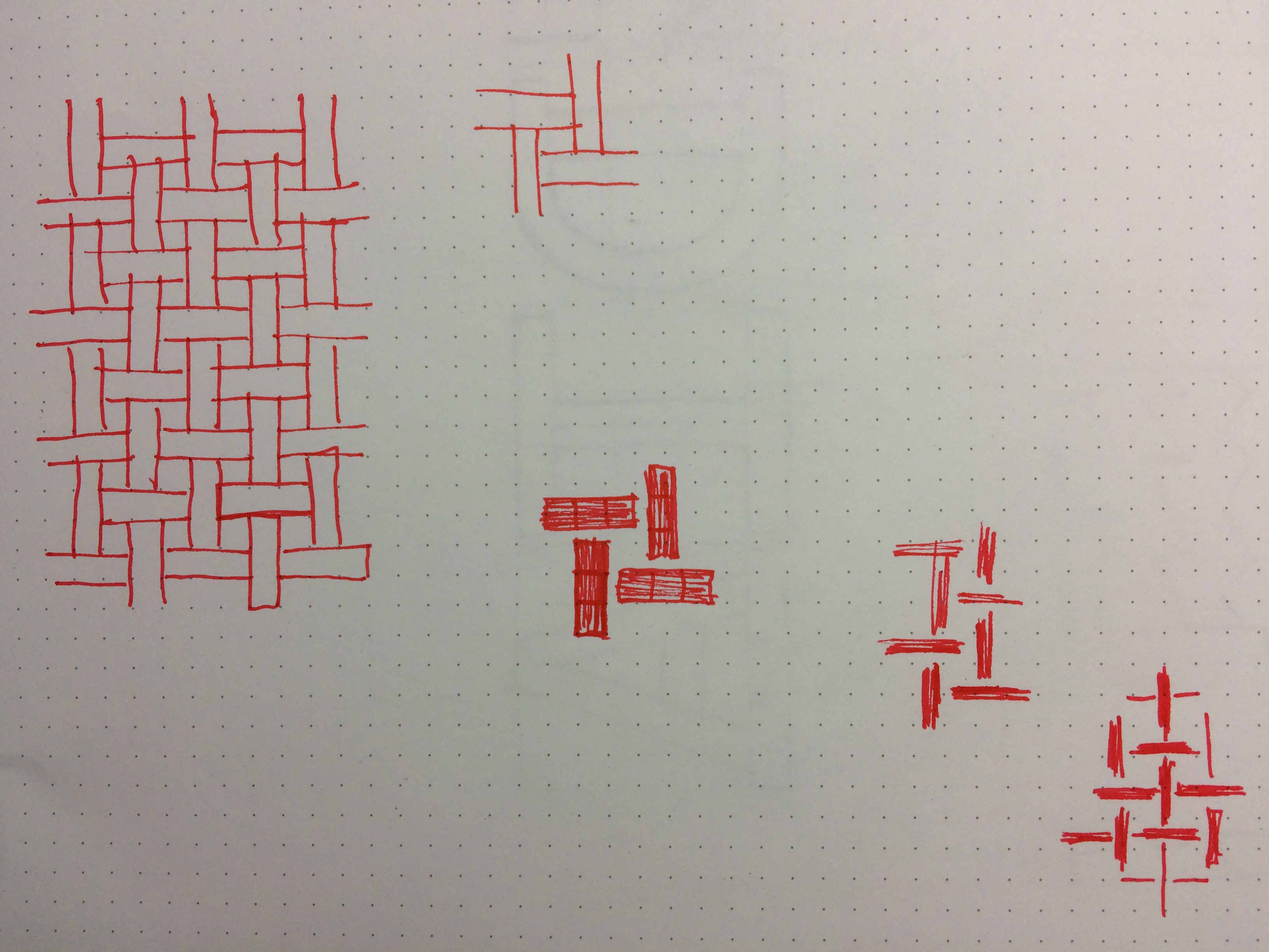 Sketch of the Pattern