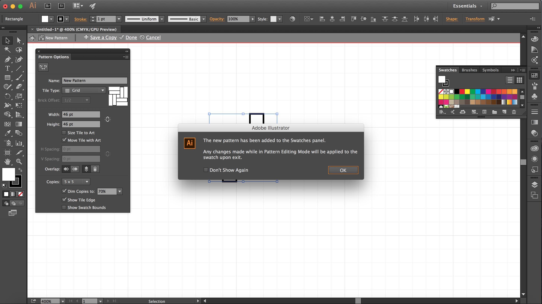 Object>Pattern>Make