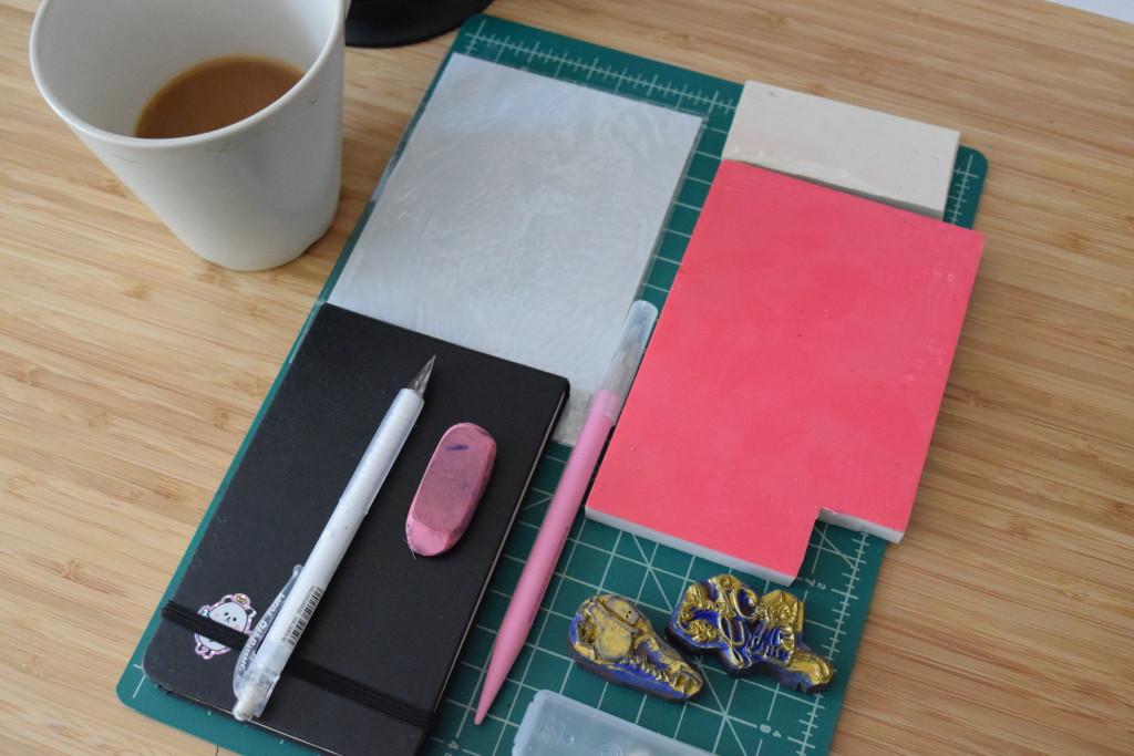 Stamp-making Supplies