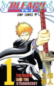 Bleach Vol 1 Cover