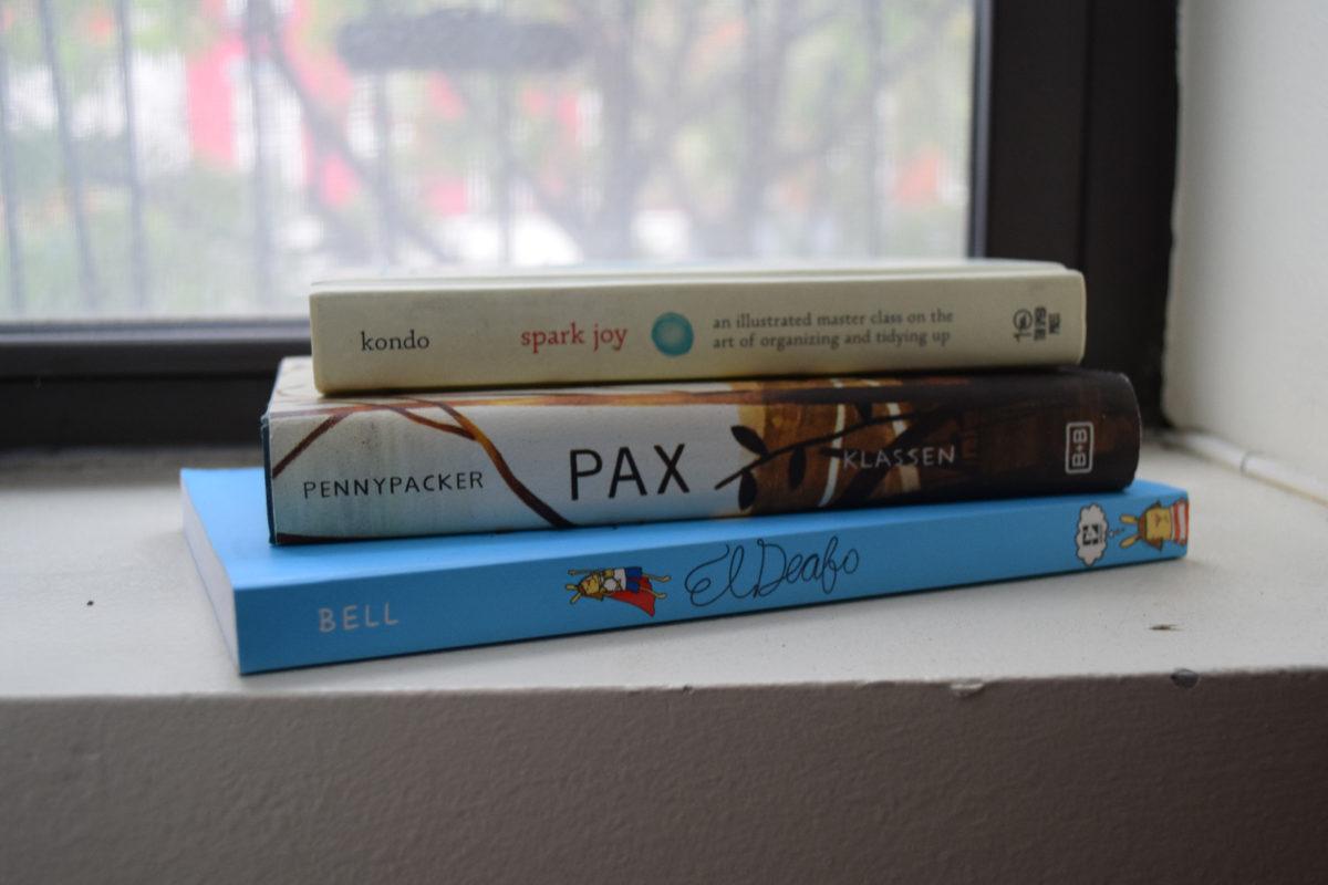 August Booklist