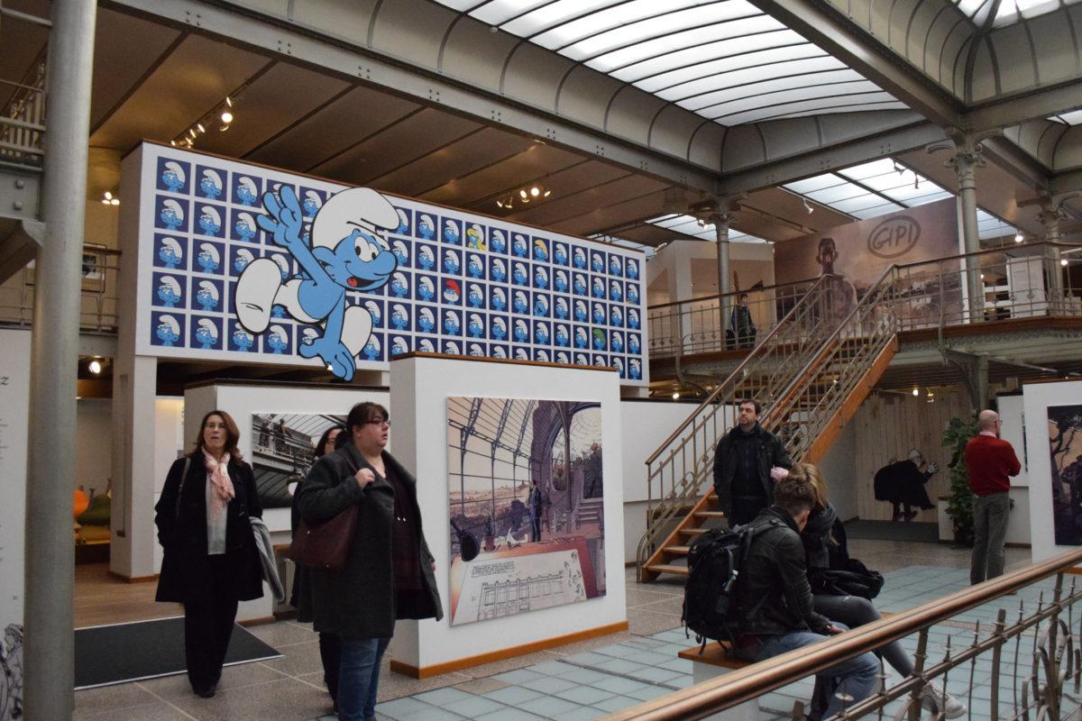 Belgian Comic Strip Museum